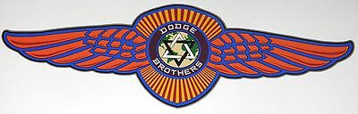 Vintage Dodge Brothers Tribute Decal