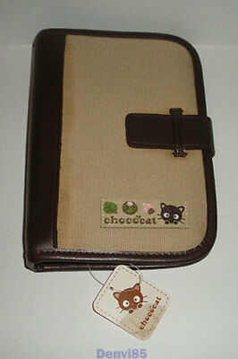 VERY HTF! 2002 Sanrio CHOCOCAT Padded Monthly Planner! NEW!