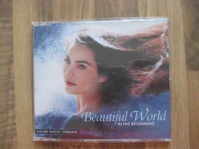 "1 CD ""Beautiful World"" aus der Timotei-Werbung"