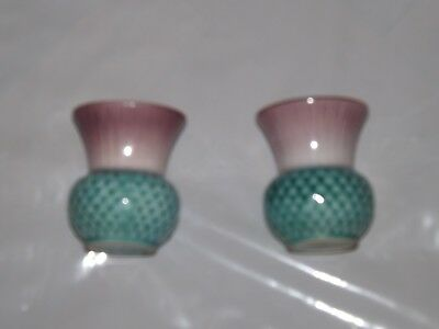 Pair of Small Decorative Vases