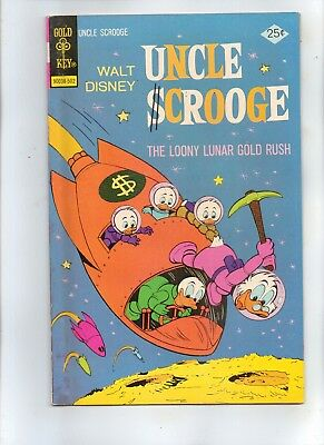 UNCLE SCROOGE  No 117 with DONALD, HUEY, DEWEY  and LOUIE