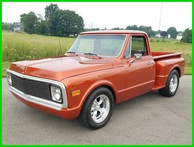 1969 Chevrolet C-10  1969 Chevrolet C10 Step Flair Side 350 cid V8 5-Speed Manual 69 Chevy 1/2 Ton CK