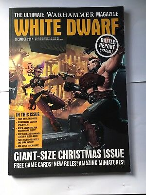 White Dwarf December 2017 Giant Christmas Edition