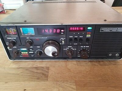 Yaesu FRG-7000 Communications Receiver Ham Radio ☆ Clean ☆ Read Description ☆