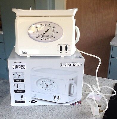 Swan Teasmade Model Stm 101N In Excellent Little Used Condition