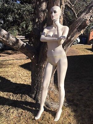 Used Female Rootstein Full Body Mannequin Display Dummy