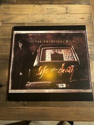 Notorious B.I.G - Life After Death *Rare Limited Edition White Vinyl*