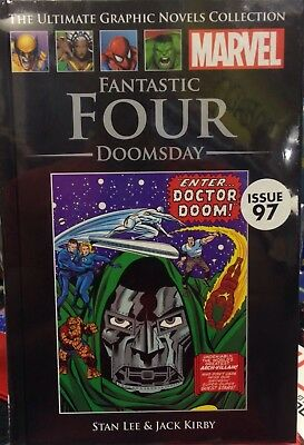 Fantastic Four: Doomsday ( ISSUE 97 )