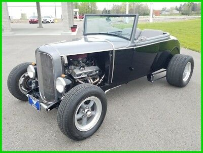 1929 Ford Model A  1929 Ford Model-A Roadster 350 V8 Automatic Steel Body 29 Street Rod