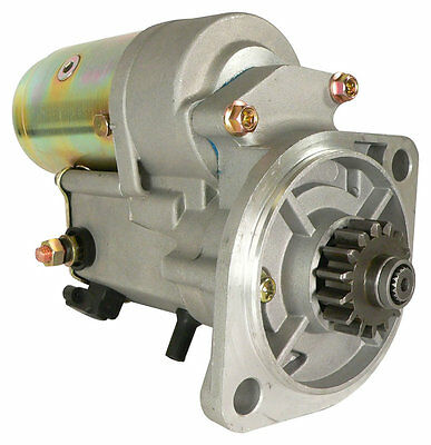 Yanmar tractor starter motor suits YM6000, YM7000 and others