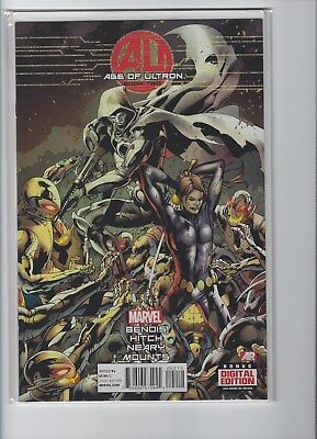 Age of Ultron 2013 series book #2  Marvel comics, Avengers Marvel now