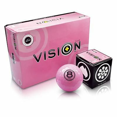Vision | Gel V | PINKY | 12 Ball + BONUS Pack | By WJB