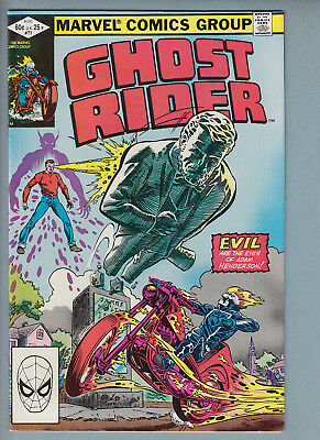 Ghost Rider 71 (Aug 1982) Marvel Comic VF/NM 54% off guide 0