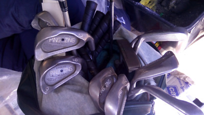 Ping Zing Golf Clubs
