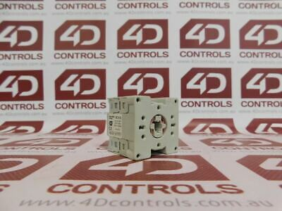 Sprecher + Schuh LE2-12-3502 Rotary Switch - Used