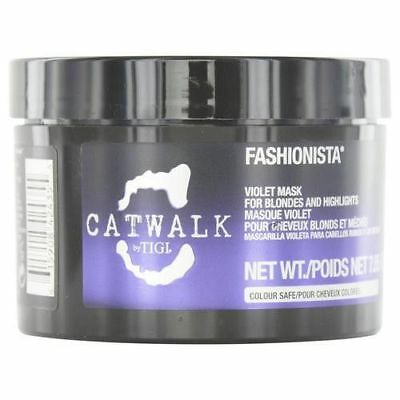 Catwalk For Unisex Fashionista Violet Mask 7.05 oz by Tigi FGN-280051