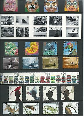 GB 2001 SG CP2242a Collectors Year Pack SG Cat £120 Pack Number 329 As New