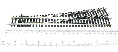 New Hornby R8077 Left Hand Express Point (00 Gauge) - Code 100 - Aussie Seller!