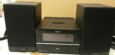 Sony Micro Hi-Fi Component System CMT-BX70DBI