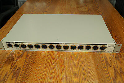 Audio Precision System One SWR122F, Switcher 12 Eingänge Inputs