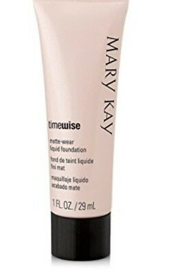 Mary Kay Time Wise Matte - Wear Foundation , Beige 4