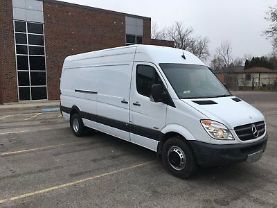 Mercedes-Benz: Sprinter Diesel 2011 Mercedes-Benz Sprinter 3500 Van