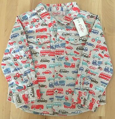 Cath Kidston - Cath Kids, long sleeved shirt, never worn, with tags