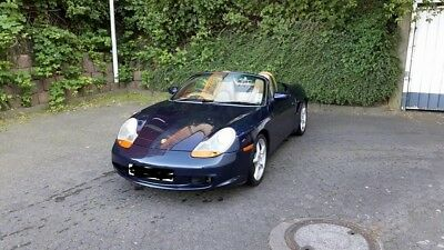 Porsche Boxster 2.7 UK Spec