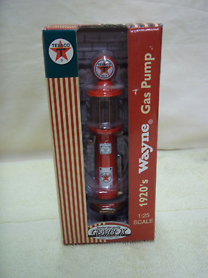 1920's Wayne Gas Pump 1:25 Scale  Gearbox Collectible