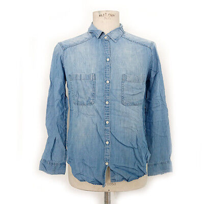 newest dc542 3d8ff CAMICIA JEANS DONNA Abercrombie & Fitch Art.6385