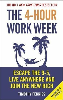 The 4-hour Work Week: Escape the 9-5 Live by Tim Ferriss EPUB , MOBI + Audiobook