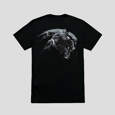 Marvel Black Panther T-Shirt L SIZE LARGE  - Feb 2018 Loot Crate Exclusive - NEW