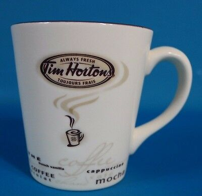 Tim Horton's Limited Edition #005 Coffee Mug