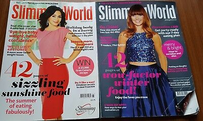 Slimming World Magazine aug/sep 2016 nov/dec 2016