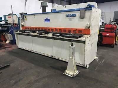 Lvd Guillotine / Sheet Metal