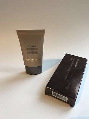 HOURGLASS ILLUSION hyaluronic skin tint foundation, oil free, shell, SPF 15 Bnib