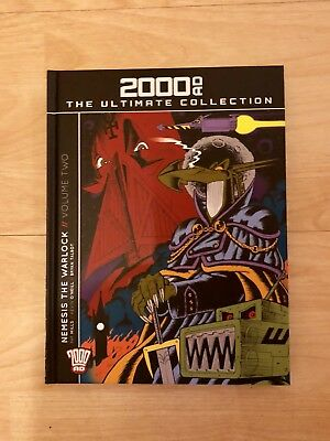 2000AD Ultimate Collection Vol 20 Nemesis The Warlock book 2