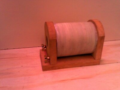 Low Tension Coil Wooden Frame For Hit And Miss Gas Engine Ignitor 6 Or 12 Volt
