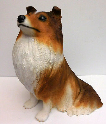 Shetland Sheepdog, Sable Figurine, Conversation Concepts, Item Daf20A