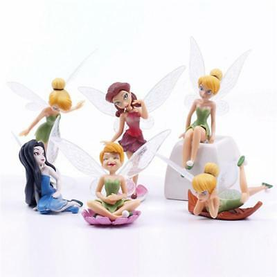 The Flying Pixie 6pcs