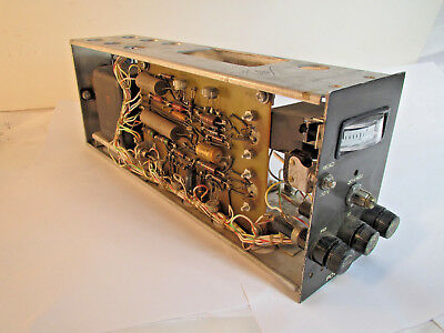 RACK Power 1 DC Power Supply Adjustable 20 Volts Lab Equipment USA, RCA, Sprague