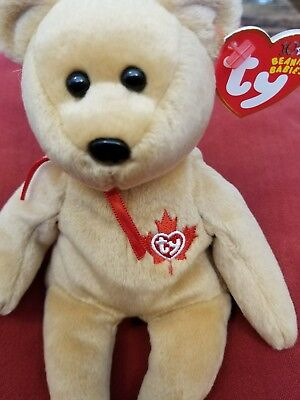 True the Canadian beanie baby