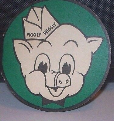 Vintage Piggly Wiggly Needle Book, Made in West Germany