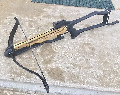 VINTAGE BARNETT COMMANDO Crossbow Excellent Classic Older Bow