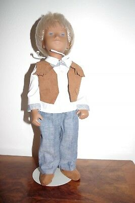 Sasha doll Cowboy outfit - doll not included