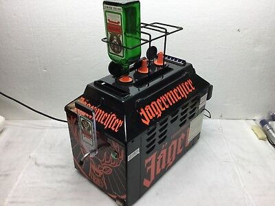 Jagermeister Tap Machine Mod. J99 Chilled Shots 3 Bottle with LED lighting
