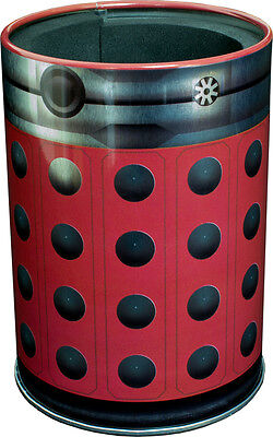 DOCTOR WHO - Dalek Metal Can Cooler / Stubby Holder (Ikon) #NEW