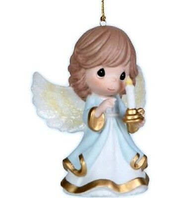 """Precious Moments """"let His Light Shine"""" Ornament #121028 New * Free Shipping *"""