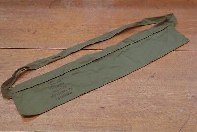 Vietnam M16 Bandolier 1968 Marked 5.56MM BALLM193 - 7 Pockets. $7.20 Fixed post!