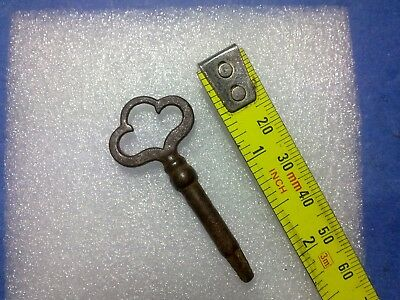 singer sewing machine key, square end, antique or vintage, (SA34)